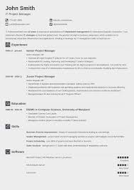 The Best Cover Letter Resume Builder Online Editor Resume Template