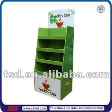Tea Set Display Stand For Sale Tsdc100 Custom Retail Store Cardboard Display Stand For Tea Pot 45