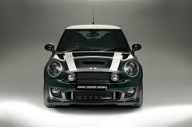Mini Cooper Racing Lights The Mini Jcw Wc50 A Look Back At One Of The Most Rare