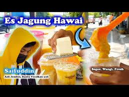 Resep es jagung hawai untuk usaha. Cara Membuat Es Jagung Super Kental Lagu Mp3 Mp3 Dragon