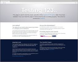 How to Install Apache on CentOS 7 | Atlantic.Net