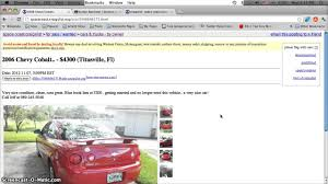 Craigslist Titusville Florida Used Cars, Trucks, Vans and SUVs ...