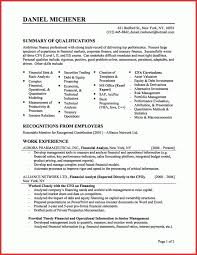 Currency Analyst Sample Resume Analyst Cv Sample Unique Analyst Cv Sample Resume For A Job 3