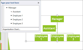 How To Make An Org Chart In Powerpoint 2010 Create An Organization Chart Office Support