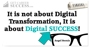 the time to plan your career is now digital transformation you are asking the wrong question