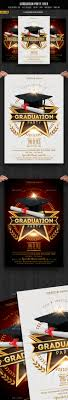 Graduation Flyer Template Graduation Party Psd Templates Flyer Template And Party Flyer 18