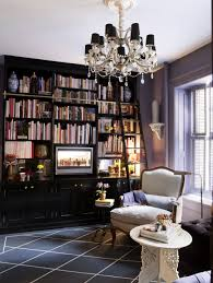 Small Home Library home library design ideas - pictures of home library  decor
