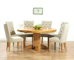 dining tables large round oak dining table small and chairs kitchen wood sets