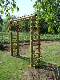 Small Picture How to Build a Simple Garden Arbor Arbor ideas Garden arbours
