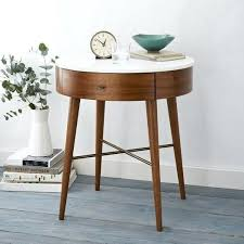 round bedside table with drawer best bedside tables images on round nightstand with drawer bedside table