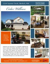 for sale by owner brochure for sale by owner flyer for mom and dad daily real