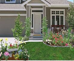 ... Large-size of Supreme Circular And Along With Front Yard Do It Yourself  Landscaping Front ...