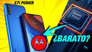 Motorola MOTO E7i POWER CARACTERÍSTICAS ...