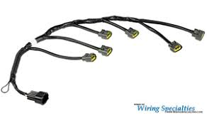 rb25det s2 coil pack harness wiring specialties wiring specialties rb25det install at Rb25det Wiring Harness