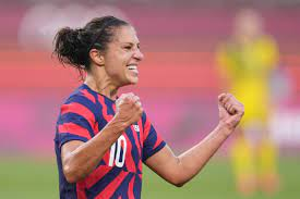 After the news broke many fans became curious to learn about the star's net worth. Uswnt Wins Olympic Bronze As Carli Lloyd Makes History At Tokyo Games
