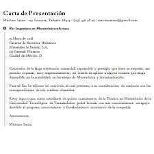 Como Hacer Una Carta Personal Carta De Solicitud De Empleo Y Trabajo Ejemplo En Formato Word