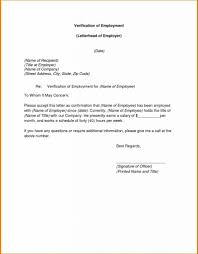 Letter Of Employment Samples Letter Of Employment Template Confirming Sample Uk Proof Word