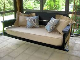Diy Porch Swing Good Porch Swings Plans Ideas Picture On Extraordinary Diy Daybed