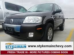 Used 2006 Mercury Mariner 4WD Hybrid for sale in Paulding, OH ...