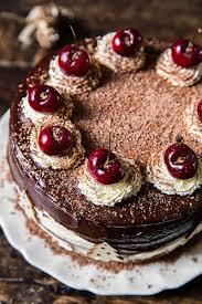 Black Forest Cake Vikalinka
