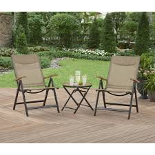 better homes and gardens quail ridge 3 piece outdoor bistro set com