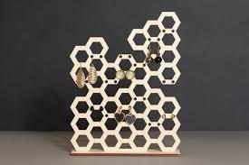 <b>Honeycomb</b> Jewelry Organizer <b>Jewelry Holder</b> Bee Jewelry | Etsy