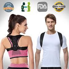 Posture Corrector ,Posture Brace Back for Belt Shoulder Women Men Adjustable Strap Support