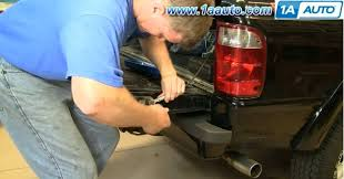 How to Replace Tailgate Cables on a 1993-2011 Ford Ranger: 5 Steps