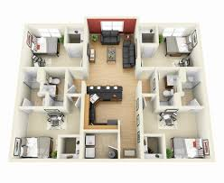 best small 4 bedroom house plans luxury 11 simple 4 bedroom floor plans simple house designs good 4 bedroom 3d house plans indian style