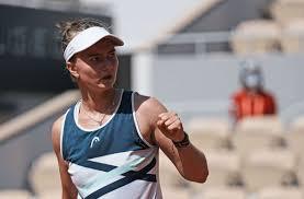 Barbora Krejcikova vom TEC Waldau: Tschechin steht im Endspiel bei den  French Open - Sportmeldungen - Stuttgarter Zeitung