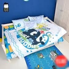 shark bedding full free ocean shark whale blue bedding set