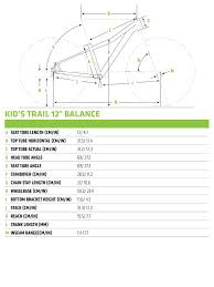 Cannondale Size Chart Height