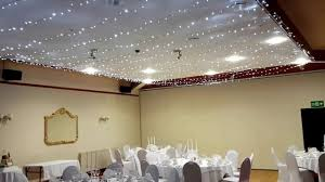 Ceiling Canopy Fairy Lights For Weddings and Event