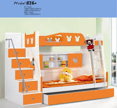 kids bedroom furniture singapore. plain singapore mdf panels children bed full new bunk with stairs orange colour on  aliexpresscom in kids bedroom furniture singapore