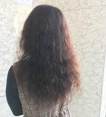 パーマ強めだとチリチリのスパイラルに髪型別おすすめもご紹介