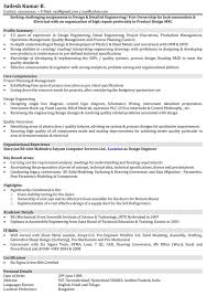 007 Mechanical Engineer Resume Templates Template Incredible Ideas