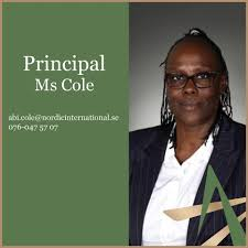 Hi, my name is Ms Cole and I am the new... - Nordic International School  Norrköping | Facebook