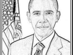 Small Picture Barack Obama Amazing Barack Obama Coloring Page Amazing Barack