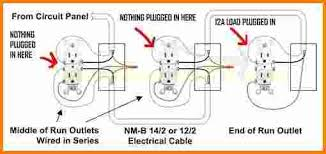 wiring gfci outlets in parallel wiring image wiring outlets in parallel wiring auto wiring diagram schematic on wiring gfci outlets in parallel