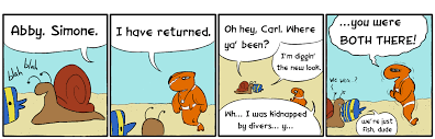 symbiotic relationships symbiotic relationships comics the carl returns