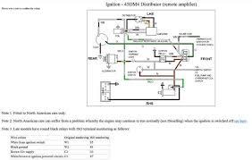 help with static timing update 2 mgb & gt forum mg Crane Xr700 Wiring Diagram late model cei wiring jpg 1972 Datsun 510