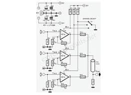 extreme circuits s electrical engineering blog community the circuit diagram shows a low cost 3 input video mux cable driver in this circuit the amplifier is loaded by the sum of rf and rg of each disabled