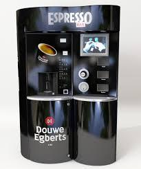 Douwe Egberts Vending Machine Interesting Workplace Coffee Managing In Vending