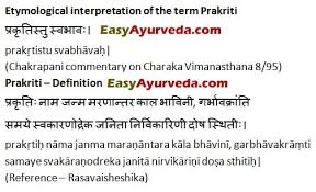 Prakriti Ayurveda Body Types Importance In Treatment And
