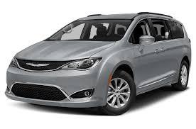 2017 Chrysler Pacifica. 2018 Honda Odyssey