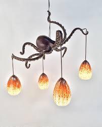 octopus chandelier mini me