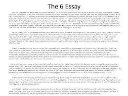 eng essay examination samples ppt video online the 6 essay