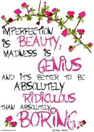 Imperfection Is Beauty Quote Best of Imperfection Is Beauty Pictures Photos And Images For Facebook