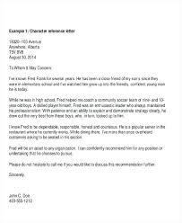 Resume High School Student Recommendation Letter Sample Best