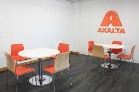 office colour design. Office Colour Psychology - Orange Office Design